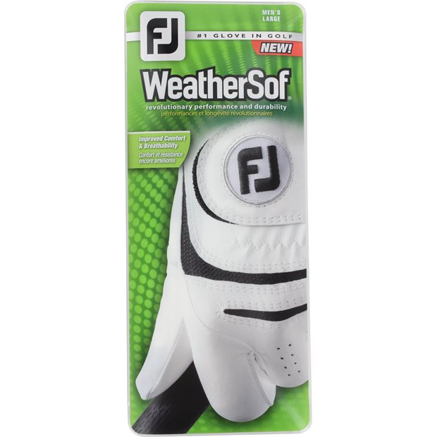 FootJoy WeatherSof 2015 Golf Glove Gloves