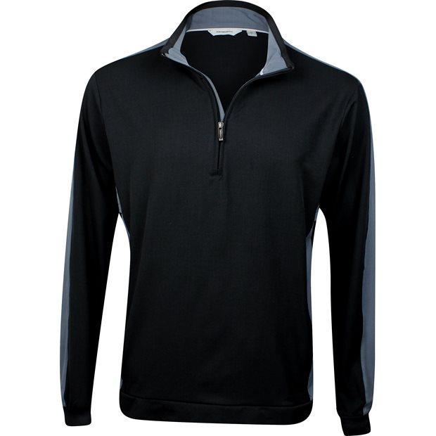 Ashworth Stretch Half-Zip Outerwear Apparel