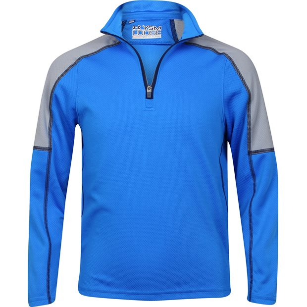 Under Armour UA Youth Proven Colorblock Mock Outerwear Apparel