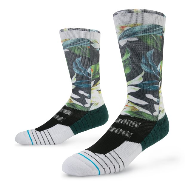 Stance Fusion Lotus Socks Apparel