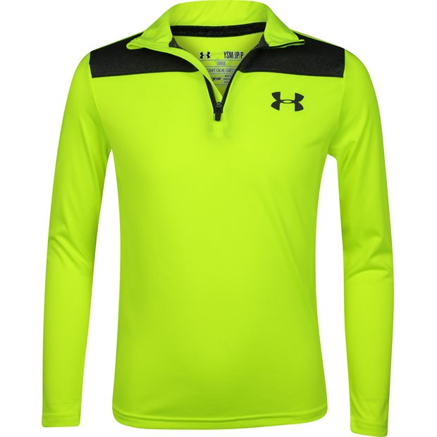 Under Armour UA Youth Tech 1/4 Zip Outerwear Apparel
