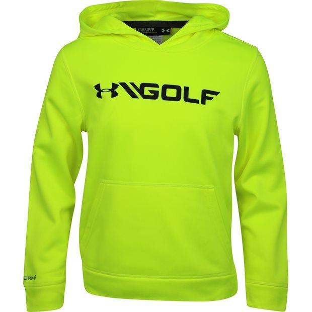 Under Armour UA Youth Fleece Hood Outerwear Apparel
