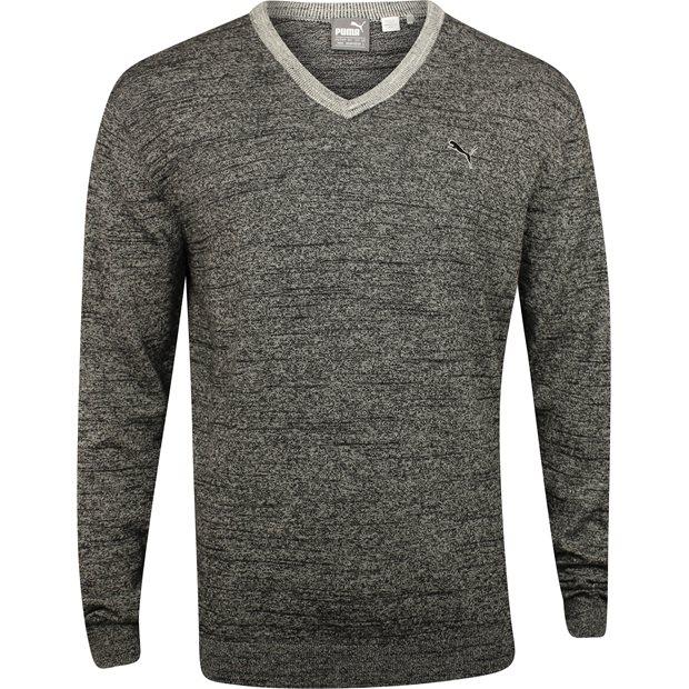 Puma Solid Knit Sweater Apparel