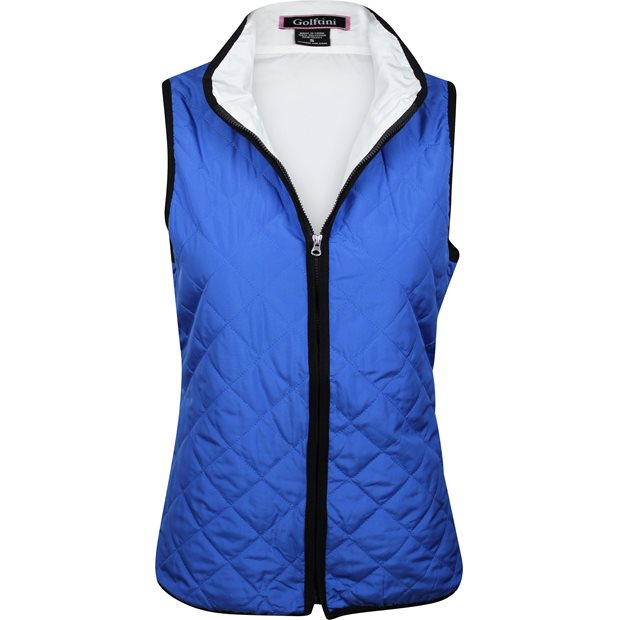 Golftini Quilted Wind Vest Outerwear Apparel