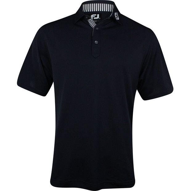 FootJoy ProDry Performance Stretch Pique Tour Logo Collar Shirt Apparel