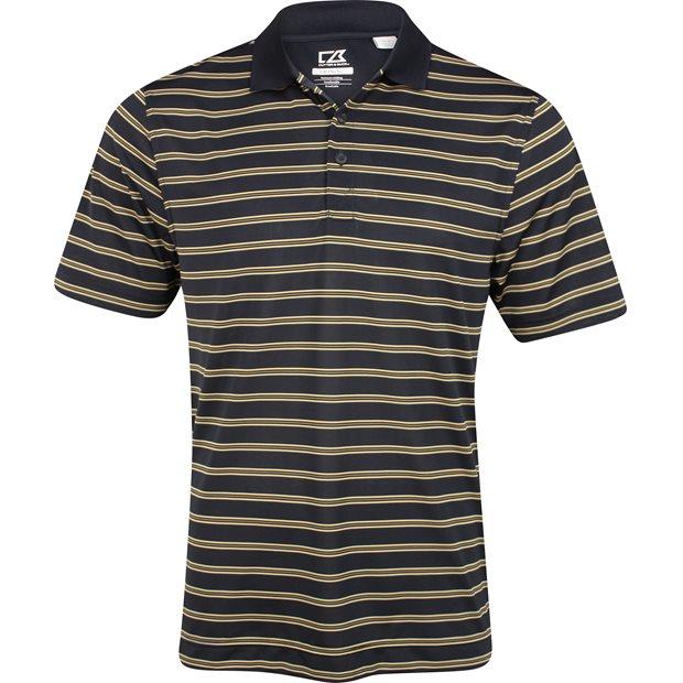 Cutter & Buck DryTec Backspin Stripe Shirt Apparel