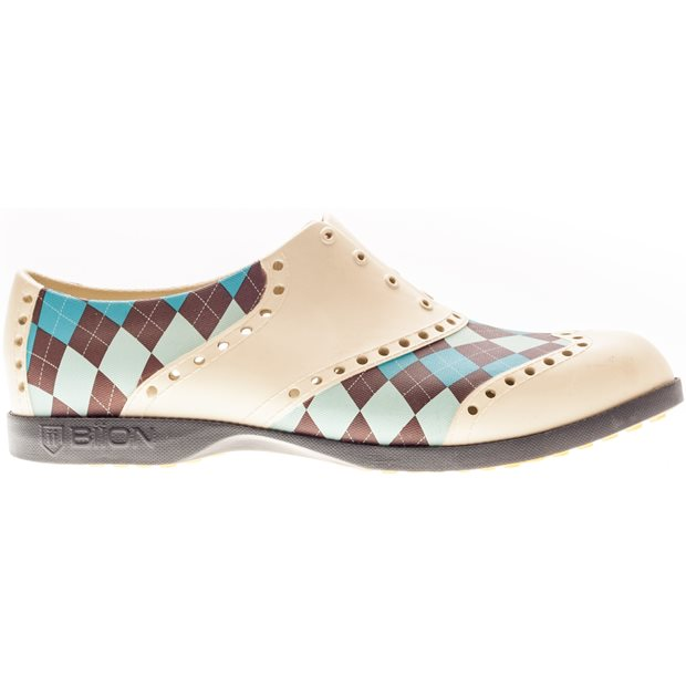 Biion Patterns Spikeless Shoes