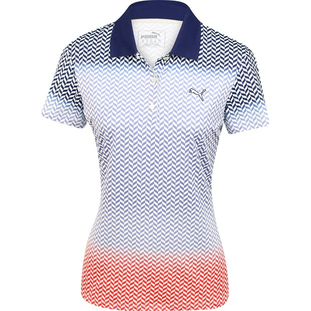 Puma Chevron Fade Shirt Apparel
