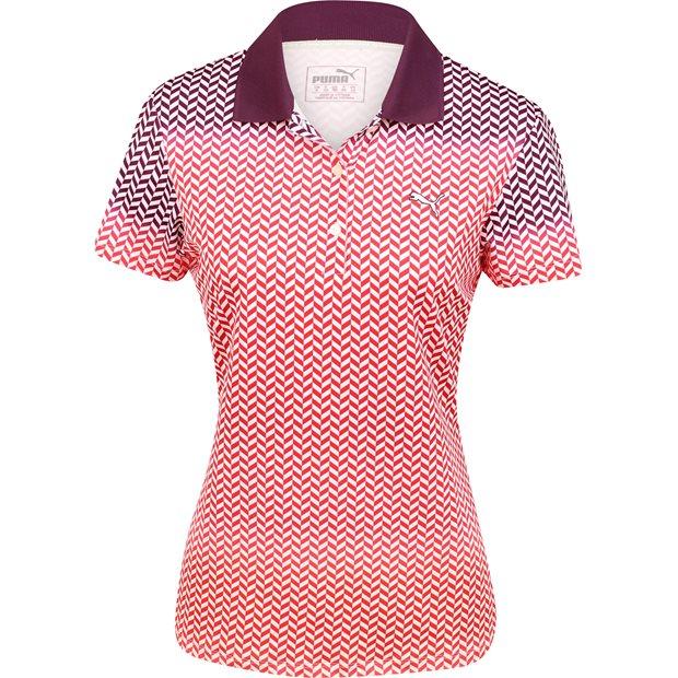 Puma Chevron Fade Shirt Apparel