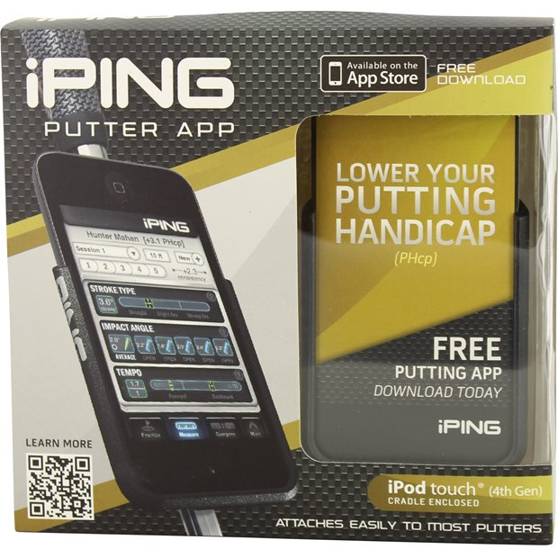 Ping iPod Touch Putting Cradle Home/Office Accessories