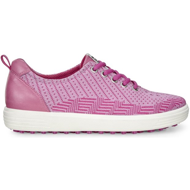 ECCO Casual Hybrid Knit Spikeless Shoes