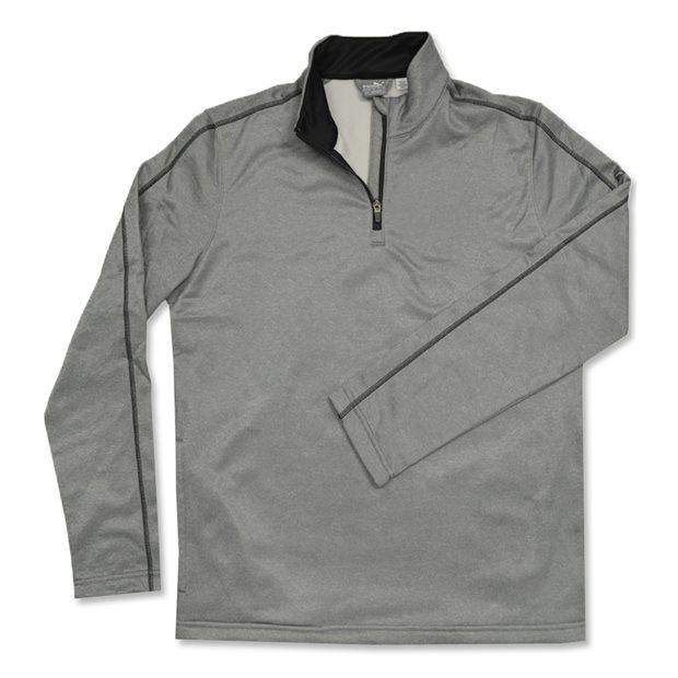 Puma 1/4 Zip Core Fleece Popover Outerwear Apparel