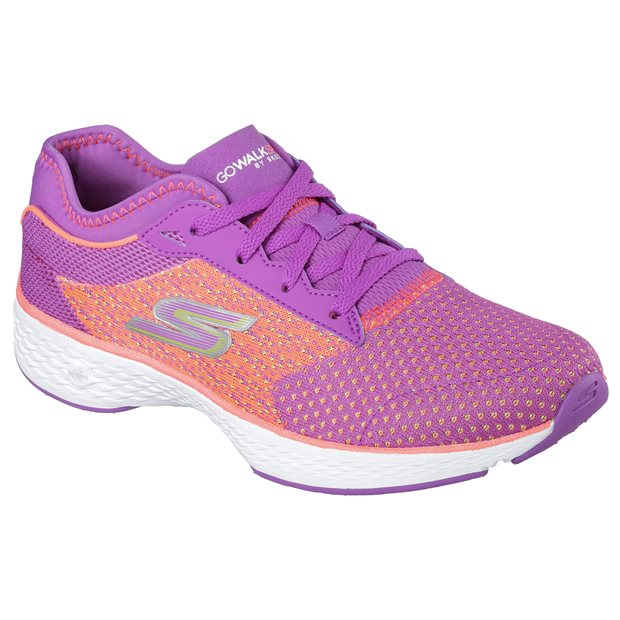 Skechers Go Walk Sport Lace-up Sneakers Shoes