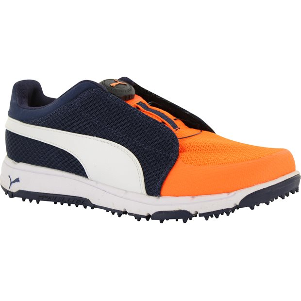 Puma Grip Sport Jr Disc Spikeless Shoes