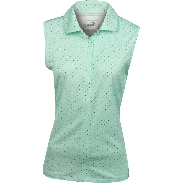 Puma Dot Sleeveless Shirt Apparel