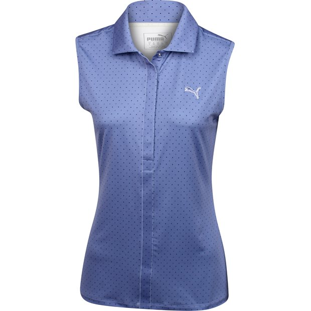 Puma Dot Sleeveless Shirt Apparel