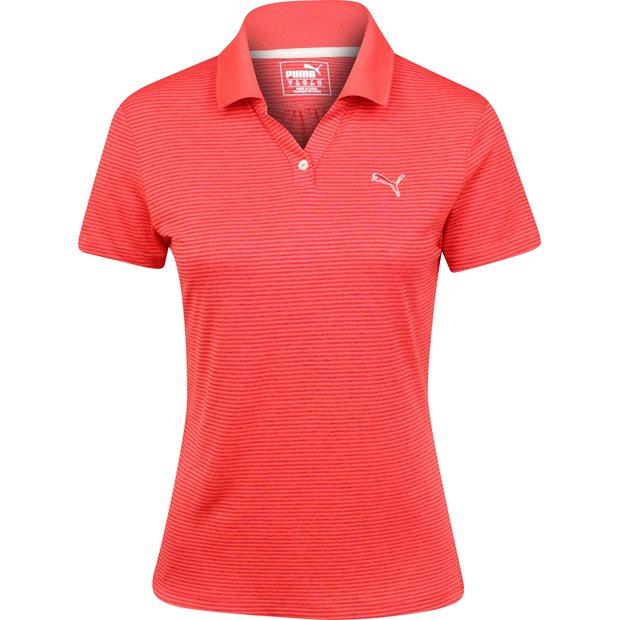 Puma Mesh Stripe Shirt Apparel