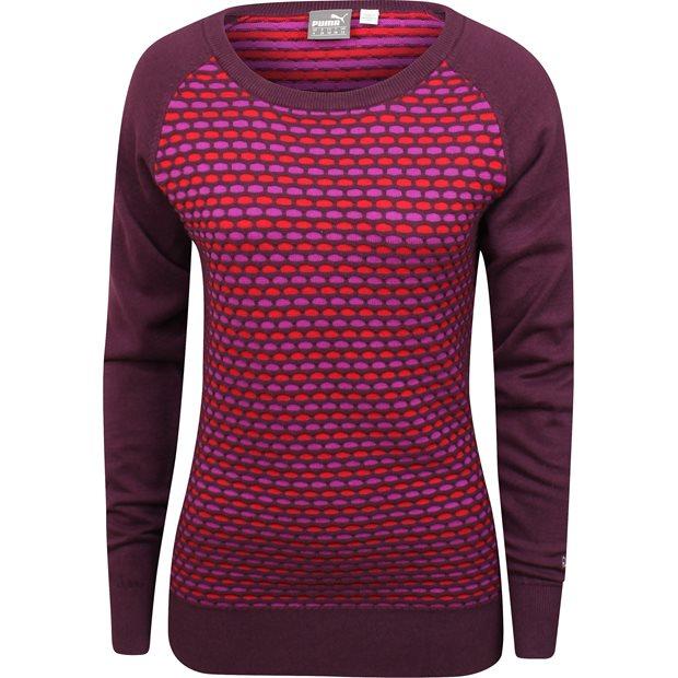 Puma Color Block Sweater Apparel