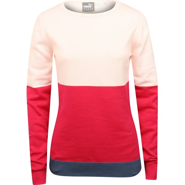 Puma Colorblock Sweater Apparel