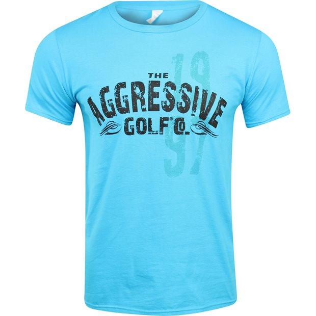 Aggressive Golf Paradise Island Shirt Apparel
