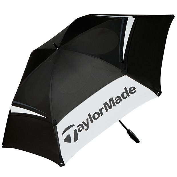 "TaylorMade Tour Double Canopy 68"" Umbrella Accessories"