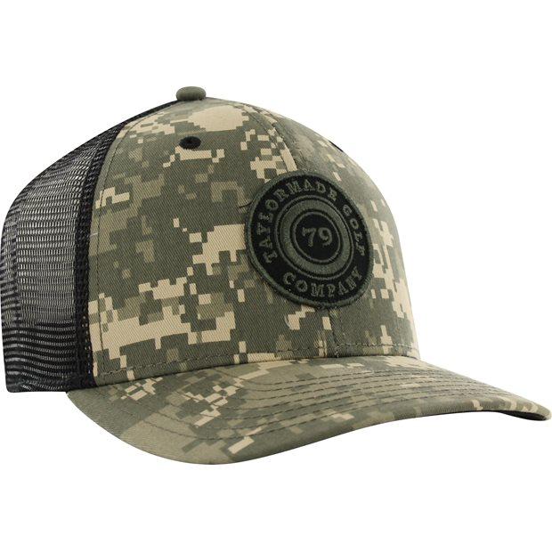 TaylorMade Lifestyle Trucker Headwear Apparel