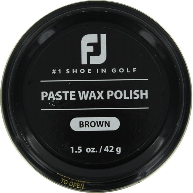 FootJoy Paste Wax Polish Shoe Cleaning Accessories