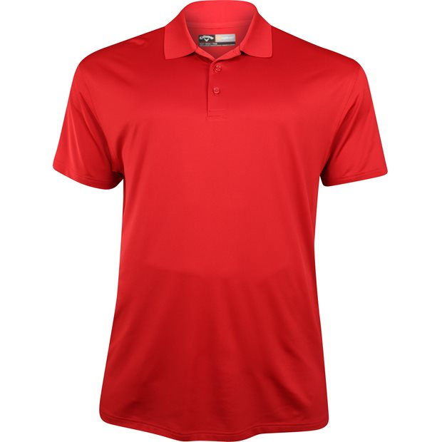 Callaway Big & Tall Opti-Dri Solid Stretch Shirt Apparel