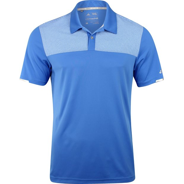 Adidas ClimaChill Heather Block Competition Shirt Apparel