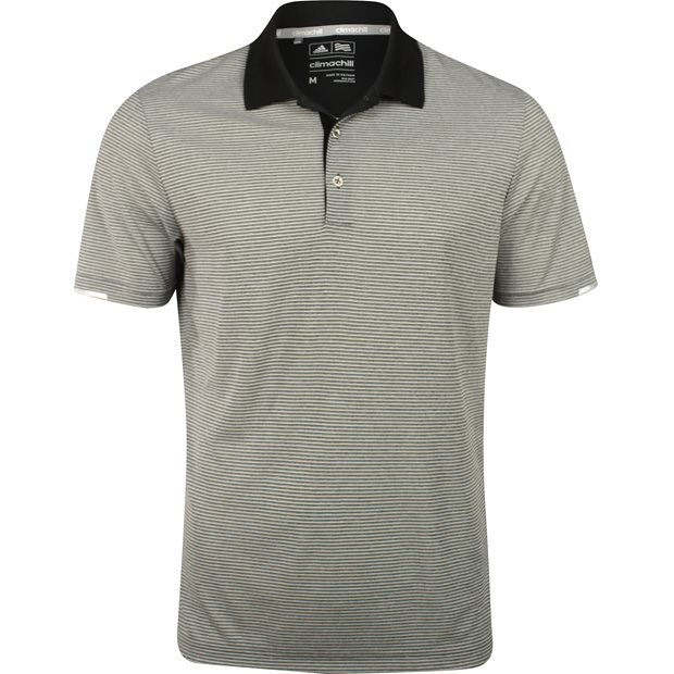 Adidas ClimaChill Heather Microstripe Shirt Apparel