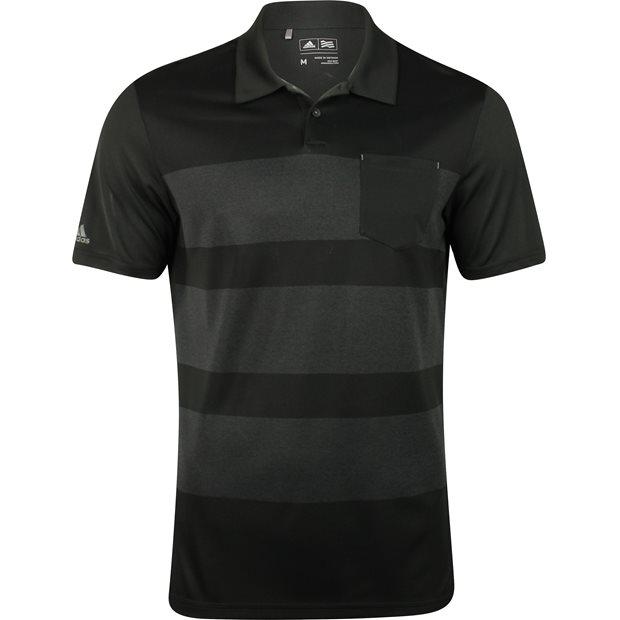 Adidas ClimaCool Engineered Heather Stripe Shirt Apparel