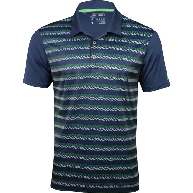 Adidas ClimaCool Competition Stripe Shirt Apparel