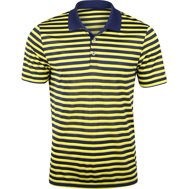 Adidas Club Merch Stripe Shirt Apparel