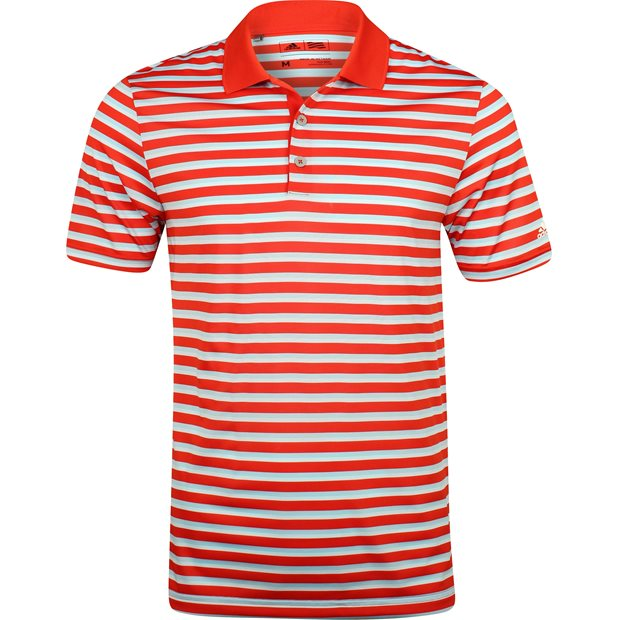 Adidas Club Merch Stripe Shirt Apparel
