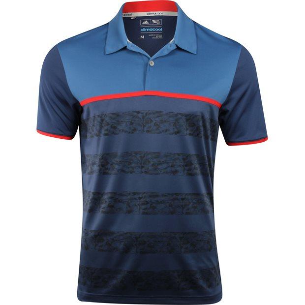 Adidas ClimaCool 2D Camo Stripe Shirt Apparel