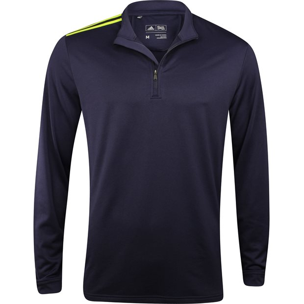 Adidas 3-Stripes Classic ¼ Zip Outerwear Apparel