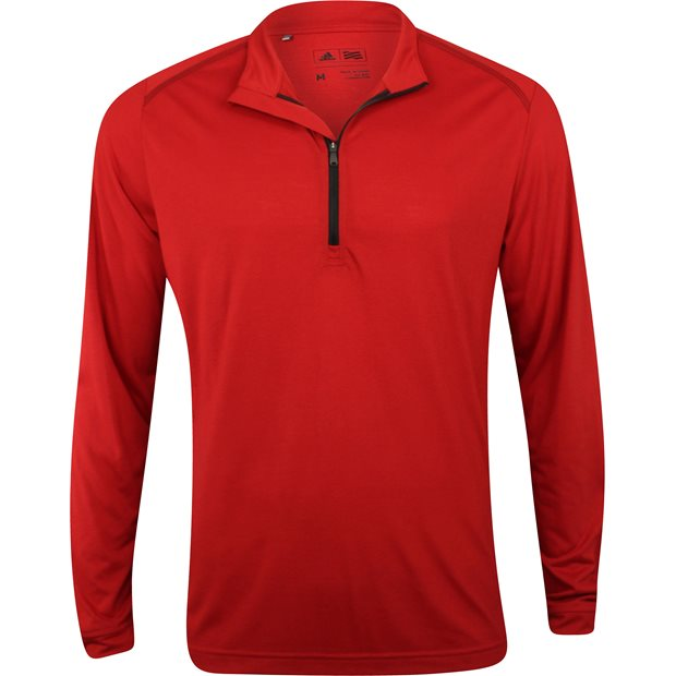 Adidas Ultra Lightweight UPF ¼ Zip Outerwear Apparel