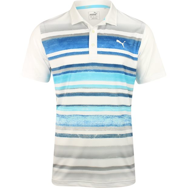 Puma Washed Stripe PWRCool Shirt Apparel