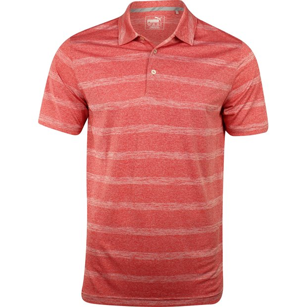 Puma Pounce Stripe Cresting Shirt Apparel