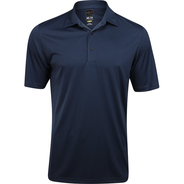 Greg Norman ProTek ML75 Microlux Solid Shirt Apparel