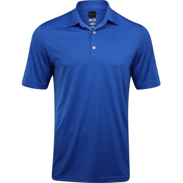Greg Norman ProTek ML75 Microlux Solid Shirt Apparel
