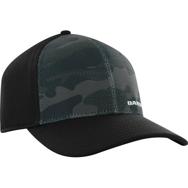 Oakley Silicon Bark Trucker Print 2.0 Headwear Apparel