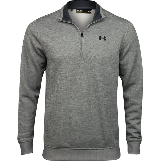 Under Armour UA Coldgear Storm Sweater Fleece ¼ Zip Outerwear Apparel