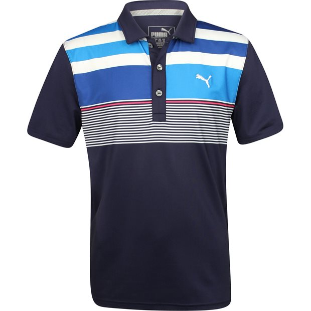 Puma Youth Road Map ASYM Shirt Apparel