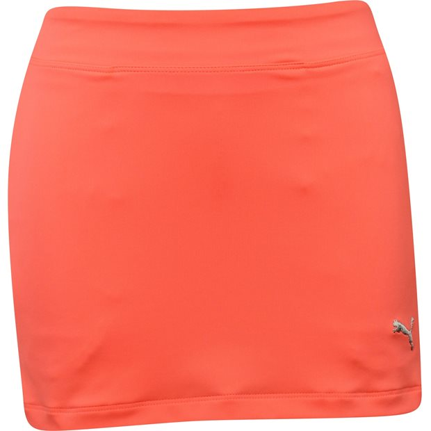 Puma Youth Girls Solid-Knit Skort Apparel