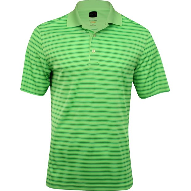 Greg Norman ProTek ML75 Microlux Stripe Shirt Apparel