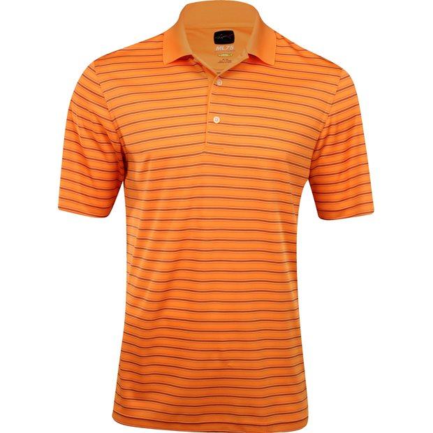 Greg Norman ProTek ML75 Microlux Stripe Shirt Apparel