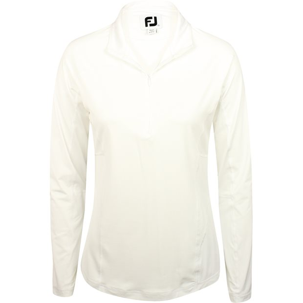 FootJoy Lisle L/S ½ Zip Sun Protection Shirt Apparel