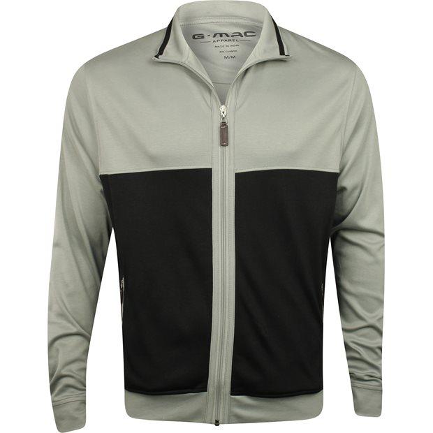 G-Mac Links Full Zip Sweater Sweater Apparel