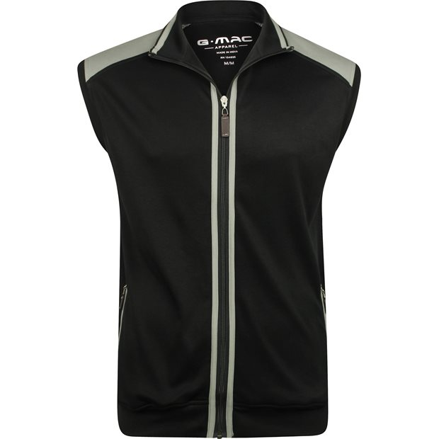 G-Mac Links Vest Sweater Apparel